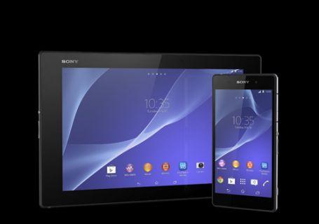 Sony, yeni ürünleriyle MWC 2014'e damgasını vurdu
