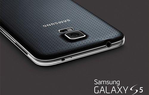 Samsung Galaxy S5 ilk bakış! Video