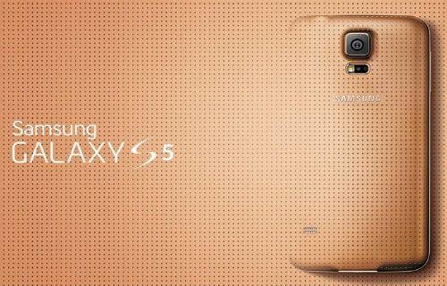 HTC'den Altın sarısı Galaxy S5'e, yara bandı göndermesi!
