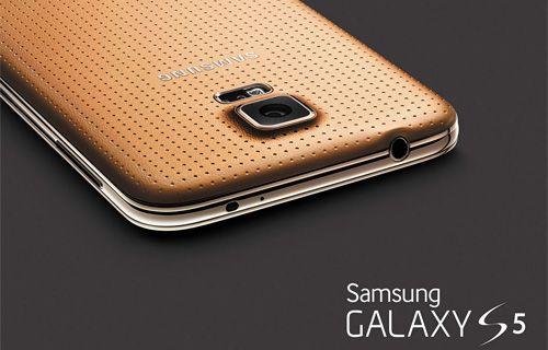 Samsung Galaxy S5 Turkcell'de!