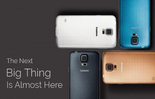 Samsung Galaxy S5 kopyası Goophone S5, inanılmaz benzerlik!