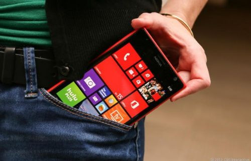Nokia, Lumia 1520 için güncelleme yayınladı!