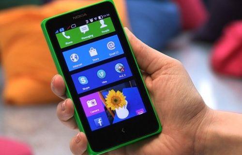 Nokia X'i hackleyip saf Android'e çevirdi! (Video)