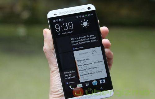 Yeni HTC One'ın inceleme videosu yayınlandı!