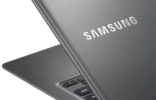 Deri görünümlü Samsung Chromebook 2 tanıtıldı