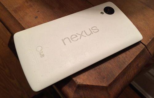 Google, Nexus 5'in aşırı pil tüketimine çözüm arıyor