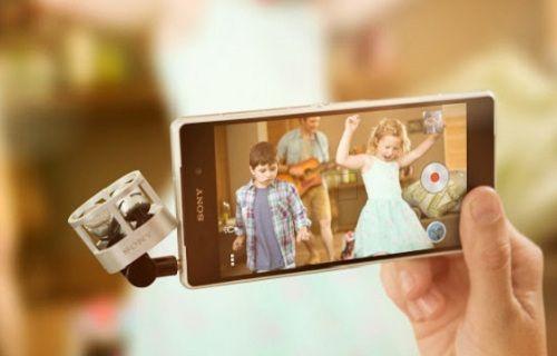 Sony, Stereo Mikrofon STM10 nisanda satışa sunuluyor