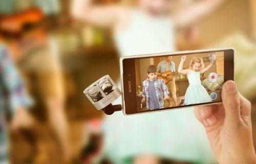 Sony Xperia Z2'nin 4K video kalitesi muhteşem görünüyor! (Video)