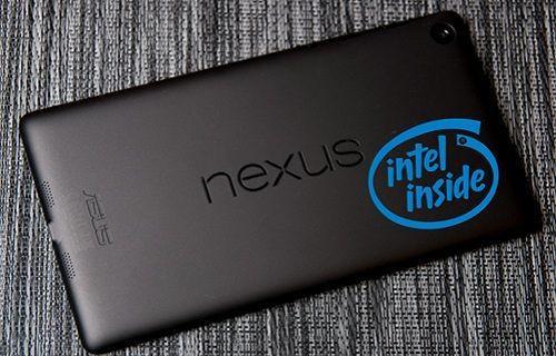 Nexus 8'de Intel işlemciye yer verilebilir
