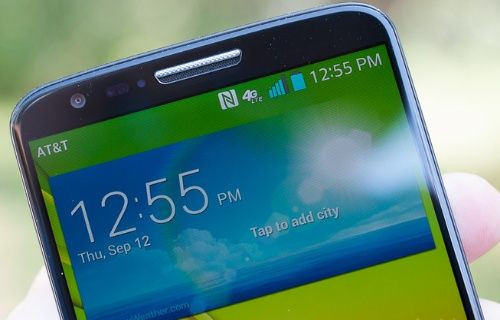LG'nin D850 kodlu qHD ekrana sahip telefonu göründü!