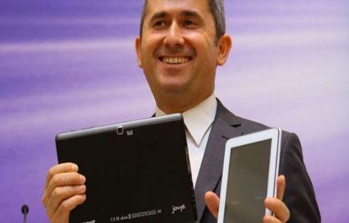 Escort, Joye 9.7 32 GB 3G Retina ekranlı tabletini tanıttı
