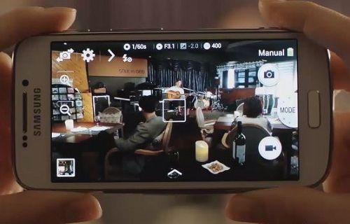 Galaxy S5 Zoom göründü