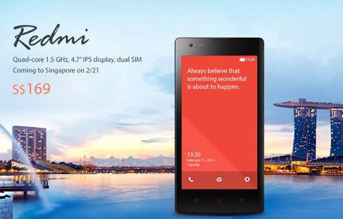 Xiaomi'den yeni telefon mu geliyor?