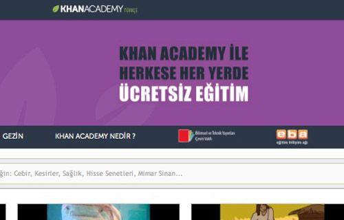 Khan Academy Türkçe,1 milyonuncu derse ulaştı