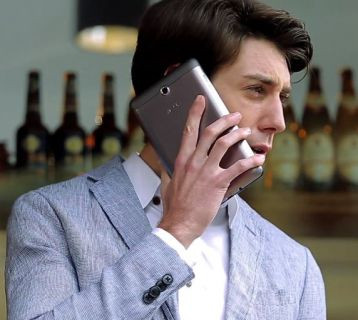 2014 yılının en büyük telefonu Asus FonePad 7