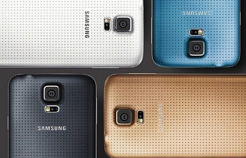 Galaxy S5'in fabrika çıkış fiyatı  Galaxy S4'ten ucuz olacak