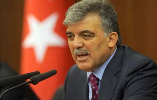 Cumhurbaşkanı Abdullah Gül Twitter'dan açıklama yaptı!