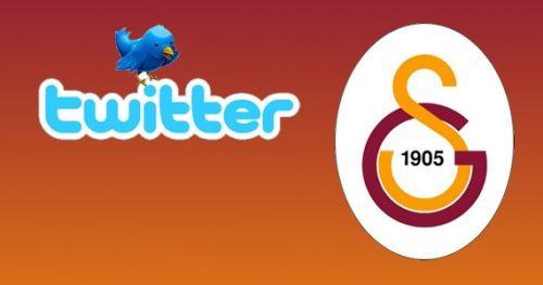 Galatasaray'dan flaş Twitter açıklaması!