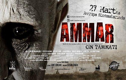 AMMAR 'Cin Tarikatı' sinemalarda! (Video)