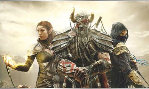 'The Elder Scrolls Online' için geri sayım başladı
