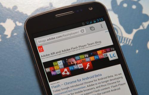 Android, Now Browser Flash Player destekli tarayıcı kurulumu