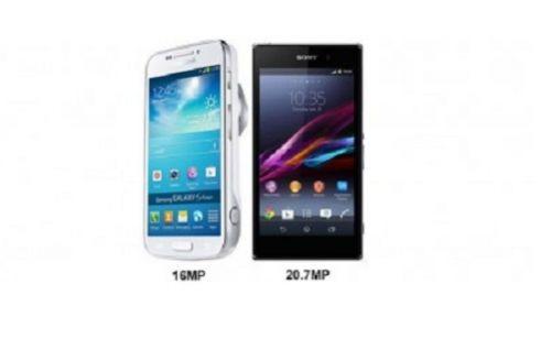 Galaxy S4 Zoom ve Xperia Z1 fotoğraf karşılaştırma testi