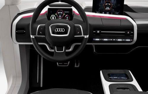 Audi geleceğin otomobillerinin kokpitlerini tanıttı!
