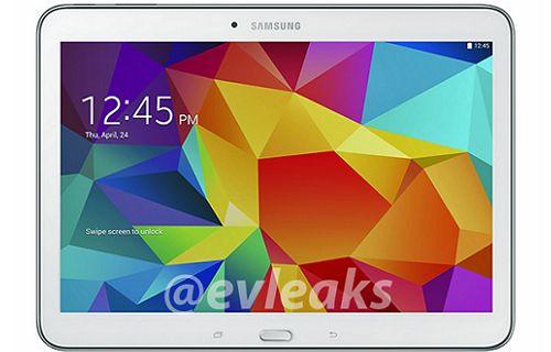 Galaxy Tab 4 10.1 modeli göründü