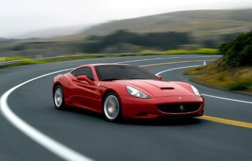 Ferrari California T hız rekoru kırdı!