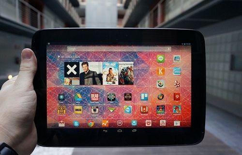2014 model Nexus 10 çok yakında satışa sunuluyor