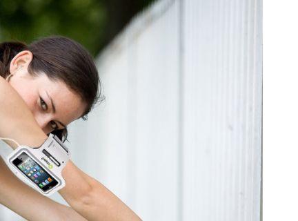 iPhone 5S'e spor yaptıran aksesuar!