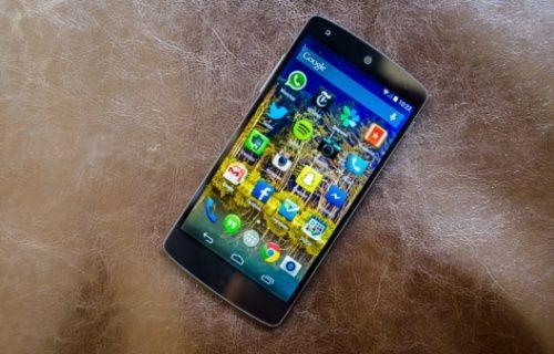 Google Nexus 5, Android 4.4.3 sürümüne güncelleniyor!