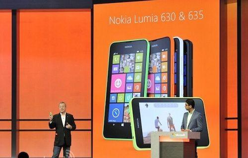 Lumia 630 resmiyet kazandı
