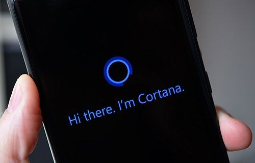 Windows Phone'un sesli asistan hizmeti Cortana tanıtıldı