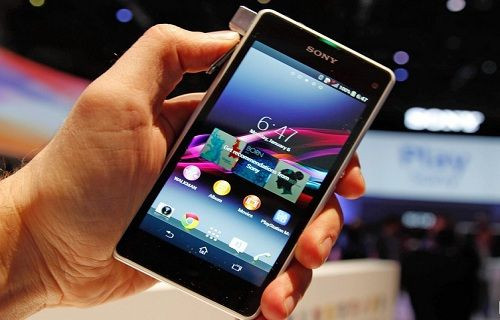 Sony, Xperia Z2 Compact'ı hazırlıyor