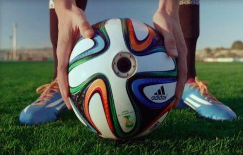 Dünya Kupası resmi topu Adidas Brazucam HD kameralarla donatıldı!