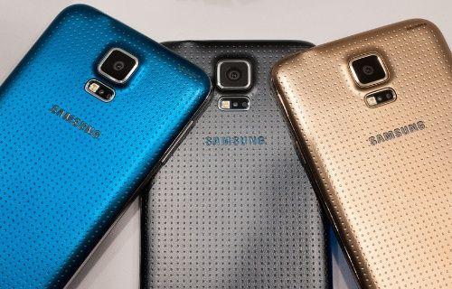 Exynos 5 Octa ve Snapdragon 801'li Galaxy S5'in AnTuTu kapışması!
