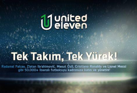 Yepyeni futbol menajerlik oyunu United Eleven!