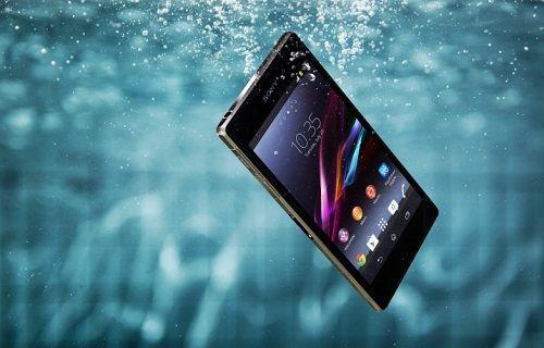 Sony Xperia Z2'de su soğutma sistemi kullanılacak?