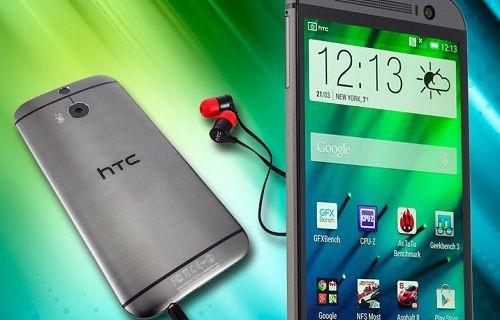 HTC One M8'in ilk reklam filmi yayınlandı