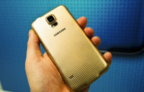 Samsung Galaxy S5'i eleştirdi! mahkemelik oldu!