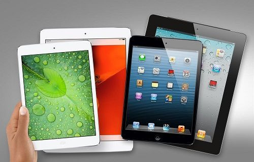 iPad Air 2 ve iPad Mini 3'ün teknik özellikleri belirmeye başladı!