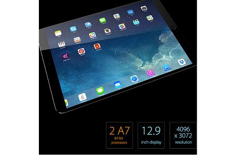 Söylenti: Apple, iPad Air Pro 12,9'da çift işlemci kullanacak!