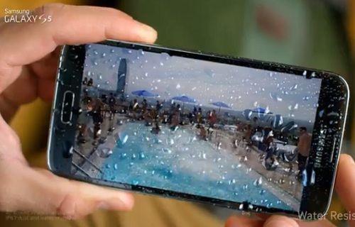 Samsung, Galaxy S5 için bir TV reklamı daha yayınladı