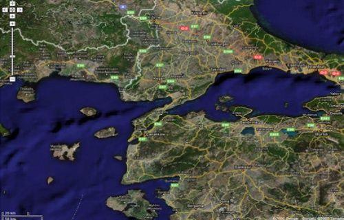Türkiyenin haritalandırma servisi 'Türk Maps' geliyor
