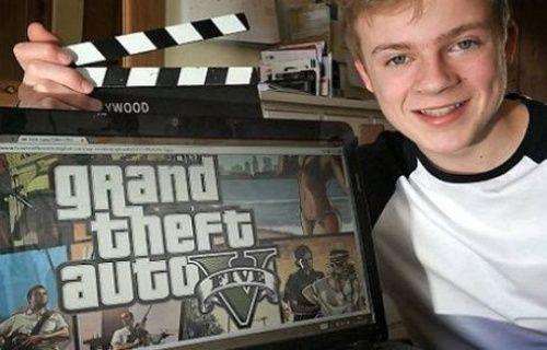 Grand Theft Auto 5 oynayarak ayda 7 bin TL kazanıyor!
