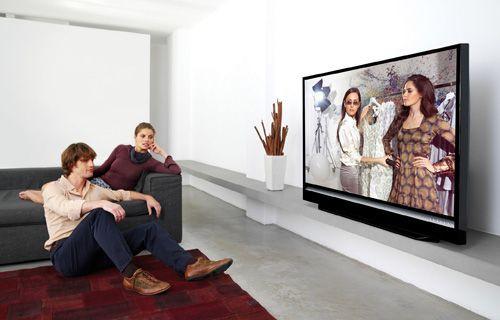 Büyük ekranlı TV'lerde indirimler olunca satışlar arttı