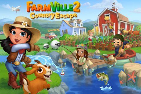 Farmville 2: Country Escape bugünden itibaren Android ve iOS'da