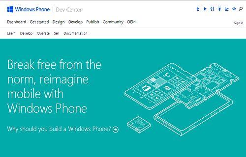 Windows Phone ürünleri geliştirmek ister misiniz?