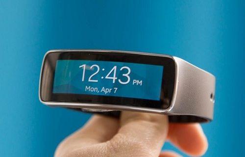 Gear Fit'in uyumlu çalıştığı Samsung cihazlar açıklandı